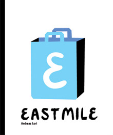 Eastmile Cover Blau